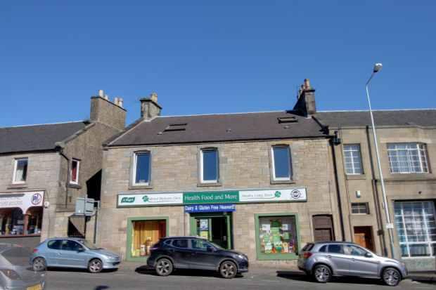 St Clair Street,, Kirkcaldy, Fife, KY1 2...