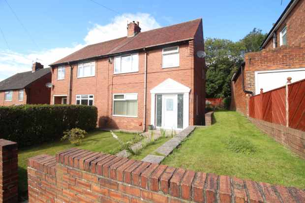 3 Bedrooms Semi Detached House for sale in Ventnor Gardens, Gateshead, Tyne And Wear, NE9 6EA