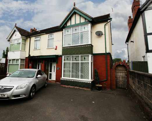 3 Bedrooms Semi Detached House for sale in Warrington Road, Stoke-On-Trent, Staffordshire, ST2 9AQ