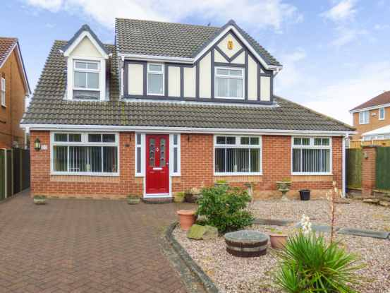 4 Bedrooms Detached House for sale in Carnoustie Close, Wirral, Merseyside, CH46 6JH
