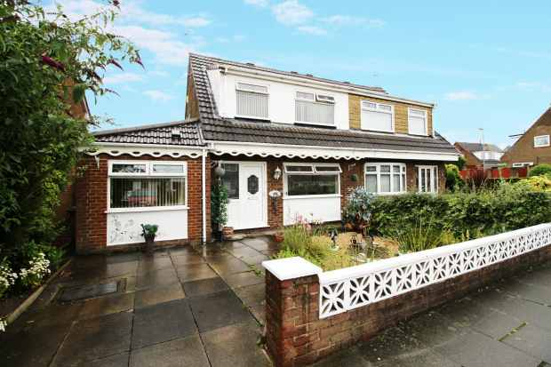 4 Bedrooms Semi Detached House for sale in Laffak Road, St Helens, Merseyside, WA11 9EH
