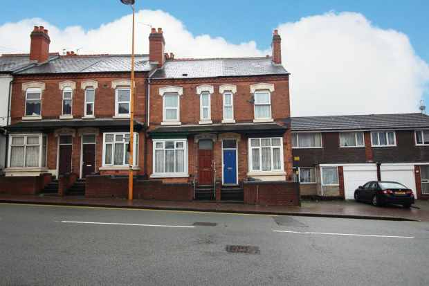 2 Bedrooms Property for sale in Rookery Road, Birmingham, West Midlands, B21 9QU