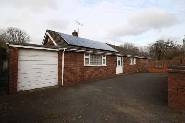 4 Bedrooms Detached Bungalow for sale in Padgate Lane, Warrington, Cheshire, WA1 3DU