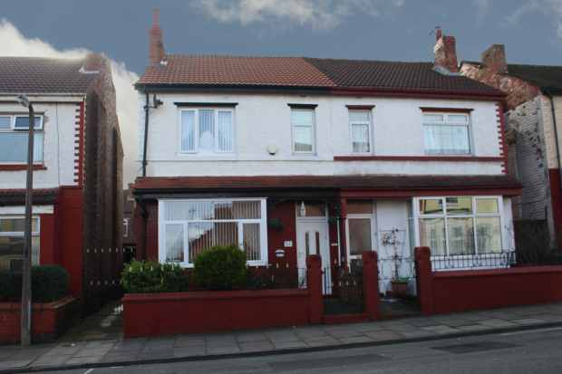 4 Bedrooms Semi Detached House for sale in Upper Rice Lane, Wallasey, Merseyside, CH44 1DP