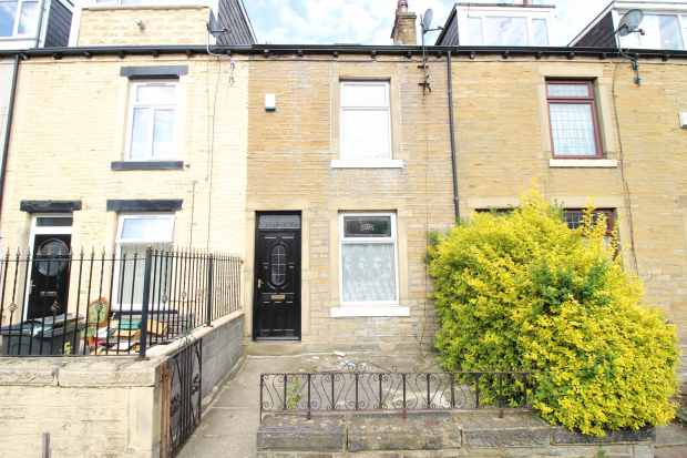3 Bedrooms Terraced House for sale in Aberdeen Place, Bradford, West Yorkshire, BD7 2HG