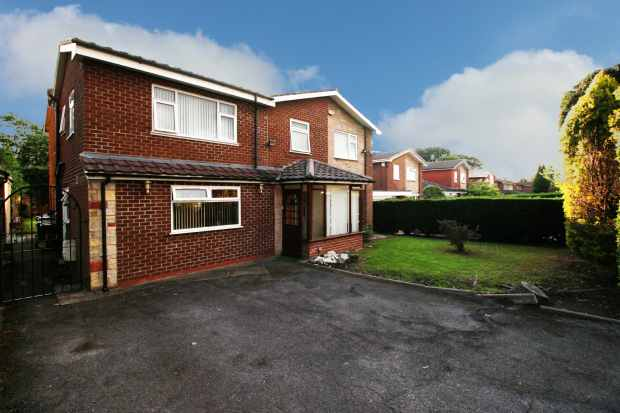 5 Bedrooms Detached House for sale in Saint Andrews Road, Cheadle, Cheshire, SK8 3ES