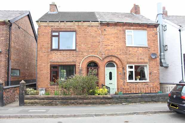 3 Bedrooms Semi Detached House for sale in Lydyett Lane, Barnton, Cheshire, CW8 4JS