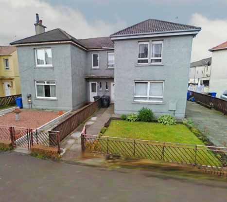 3 Bedrooms Semi Detached House for sale in Beggs Terrace, Ardrossan, Ayrshire, KA22 7BP