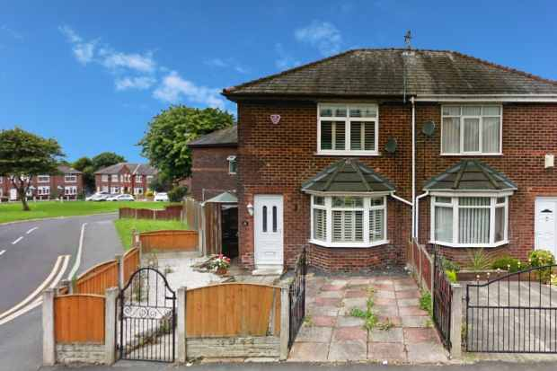 2 Bedrooms Semi Detached House for sale in Windy Arbor Road, Prescot, Merseyside, L35 3PB
