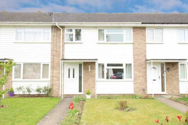 3 Bedrooms Terraced House for sale in Edinburgh Avenue, Cambridge, Cambridgeshire, CB22 3DW