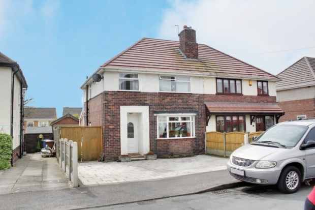 4 Bedrooms Semi Detached House for sale in Western Avenue, Mansfield, Nottinghamshire, NG18 5ED