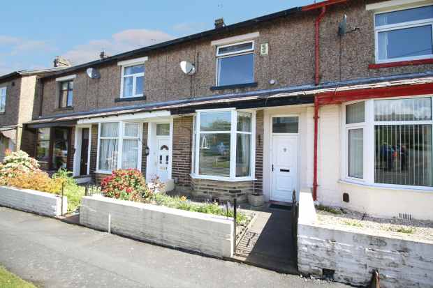 2 Bedrooms Terraced House for sale in Clegg Street, Nelson, Lancashire, BB9 0RT