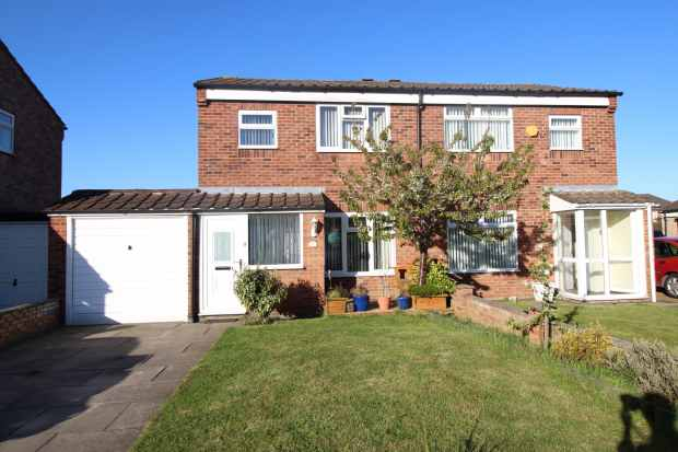 4 Bedrooms Semi Detached House for sale in Padstow Close, Liverpool, Merseyside, L26 7YZ