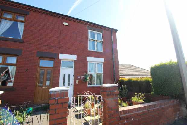 2 Bedrooms Terraced House for sale in Golborne Road, Wigan, Lancashire, WN4 8XA