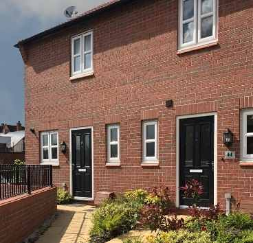 2 Bedrooms Property for sale in Vicarage Walk, Chesterfield, Derbyshire, S43 4FH