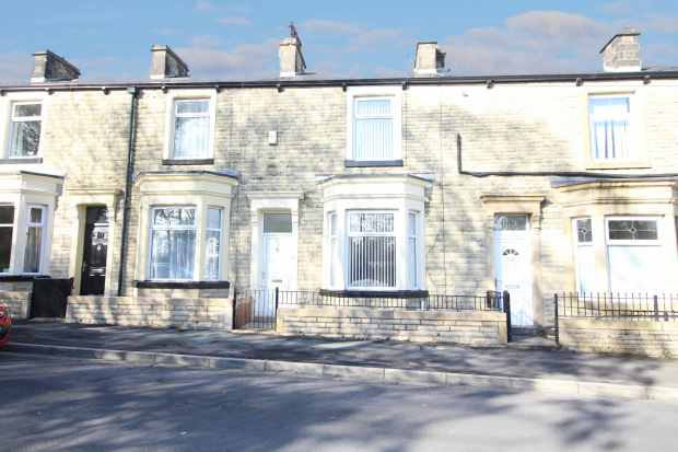 2 Bedrooms Terraced House for sale in Nairne Street, Burnley, Lancashire, BB11 4NP