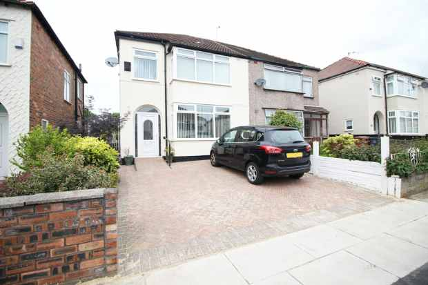 3 Bedrooms Semi Detached House for sale in Mayfair Avenue, Liverpool, Merseyside, L14 0JY