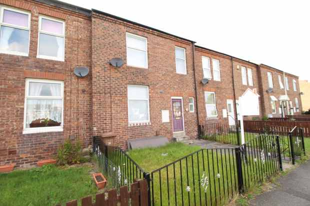 3 Bedrooms Terraced House for sale in Richardson Terrace, Washington, Tyne And Wear, NE37 2QQ