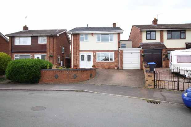3 Bedrooms Link Detached House for sale in Parklands Road, Stoke On Trent, Staffordshire, ST10 4DT