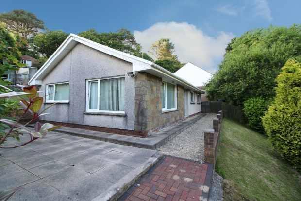 3 Bedrooms Detached Bungalow for sale in Heol Nant Gelli, Swansea, West Glamorgan, SA5 9DU