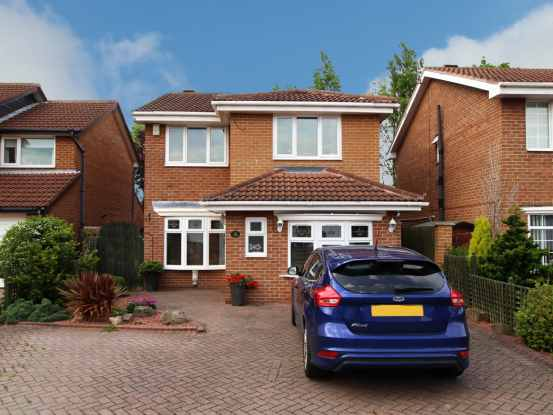 5 Bedrooms Detached House for sale in Prensgarth Way, South Shields, Tyne And Wear, NE34 9HD