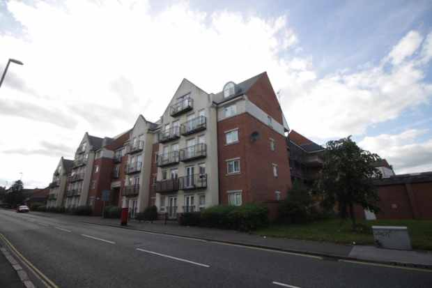 2 Bedrooms Apartment Flat for sale in Rowlleys Mill, Derby, Derbyshire, DE22 3TJ
