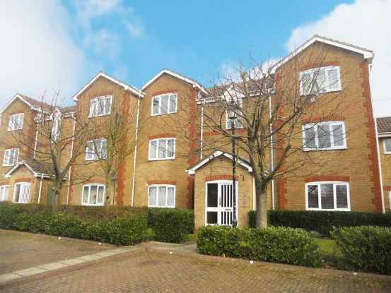2 Bedrooms Flat for sale in Farriers Close, Swindon, Wiltshire, SN1 2QU