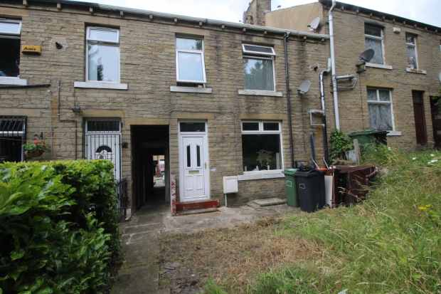 2 Bedrooms Terraced House for sale in Scholes Road, Huddersfield, West Yorkshire, HD2 2PB