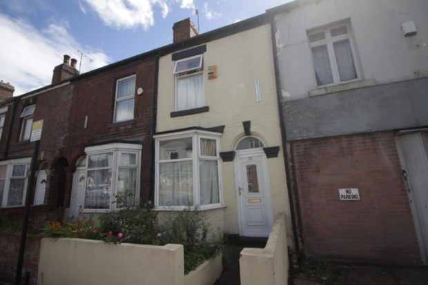 2 Bedrooms Terraced House for sale in Abbeydale Road, Sheffield, North Yorkshire, S7 1FE