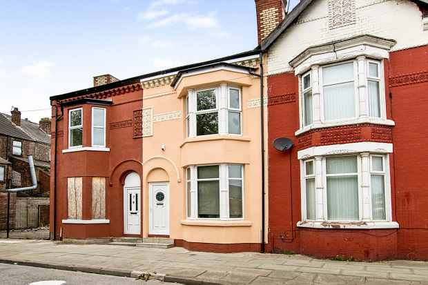 3 Bedrooms Terraced House for sale in Fountains Road, Liverpool, Merseyside, L4 1QH
