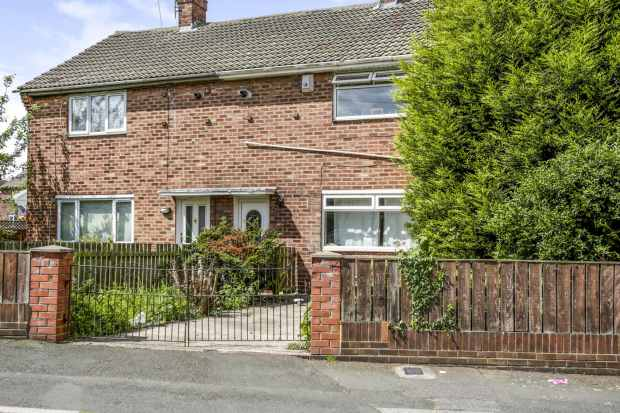 2 Bedrooms Semi Detached House for sale in Essex Crescent, Seaham, Durham, SR7 8DZ
