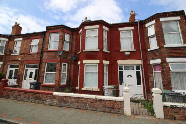 3 Bedrooms Terraced House for sale in Cedar Street, Birkenhead, Merseyside, CH41 2TA