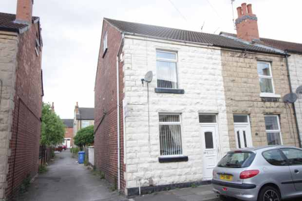 3 Bedrooms Terraced House for sale in Vallance Street, Mansfield, Nottinghamshire, NG19 8EQ