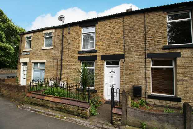 2 Bedrooms Terraced House for sale in Hargill Road, Crook, Durham, DL15 8HN