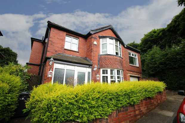 3 Bedrooms Detached House for sale in Castle Hill Avenue, Mexborough, South Yorkshire, S64 0HJ