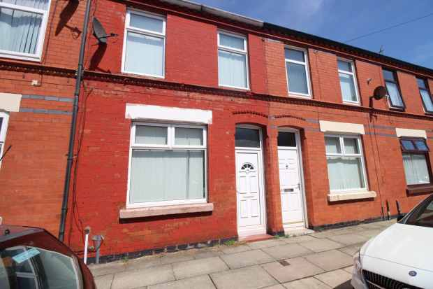 2 Bedrooms Terraced House for sale in Chesterton Street, Liverpool, Merseyside, L19 8LB