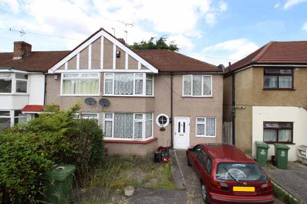 3 Bedrooms Terraced House for sale in Parkside Avenue, Bexleyheath, Greater London, DA7 6NS