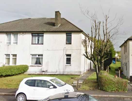 2 Bedrooms Flat for sale in Jellieston Terrace, Panta, Ayrshire, KA6 7JZ