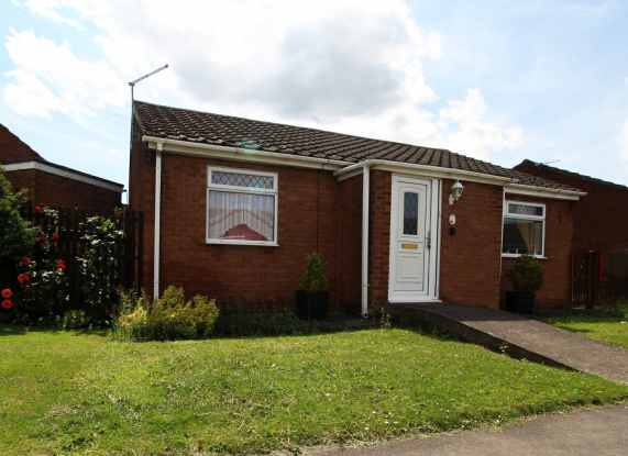2 Bedrooms Detached Bungalow for sale in Lyne Road, Spennymoor, Durham, DL16 7AQ