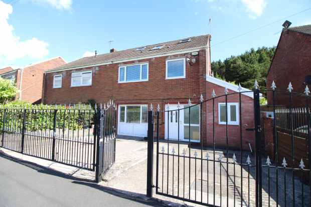 4 Bedrooms Semi Detached House for sale in Brokesby Road, Swansea, West Glamorgan, SA1 7AF