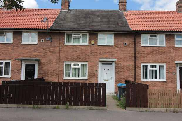 2 Bedrooms Terraced House for sale in Stonebridge Avenue, Hull, North Humberside, HU9 5AY