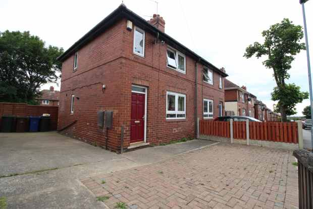 3 Bedrooms Semi Detached House for sale in Overdale Avenue, Barnsley, South Yorkshire, S70 4BB