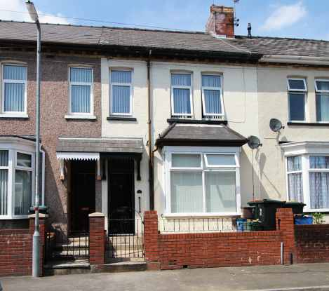 3 Bedrooms Terraced House for sale in Prospect Street, Newport, Gwent, NP20 5LY