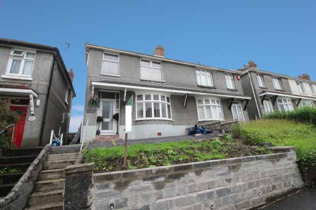 3 Bedrooms Semi Detached House for sale in Glanant Road, Carmarthen, Carmarthenshire, SA31 3DS