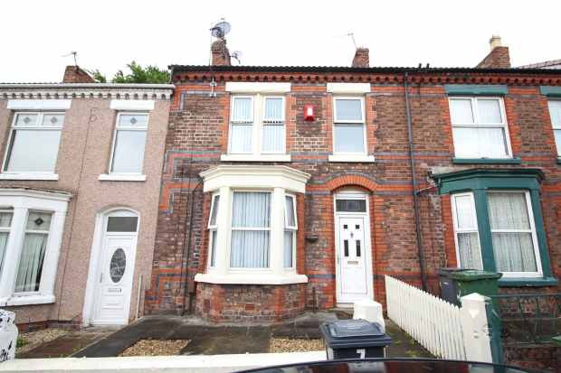 3 Bedrooms Terraced House for sale in Maple Street, Birkenhead, Merseyside, CH41 2SZ