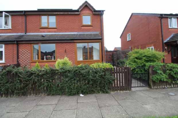 3 Bedrooms Semi Detached House for sale in Woodman Drive, Bury, Lancashire, BL9 5HQ