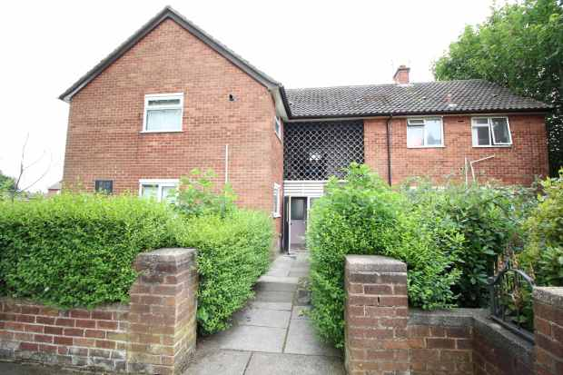 1 Bedroom Flat for sale in Markfield Crescent, Liverpool, Merseyside, L25 9PH