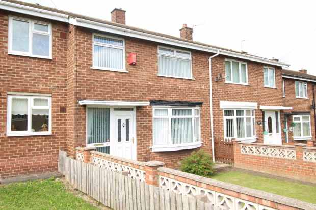 3 Bedrooms Terraced House for sale in Gooseport Road, Stockton-On-Tees, Cleveland, TS18 2JD