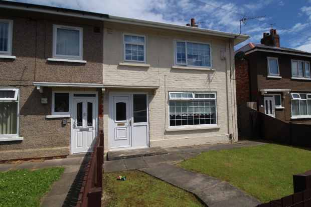 3 Bedrooms Property for sale in Kedward Avenue, Middlesbrough, Cleveland, TS3 9BA