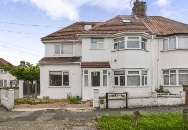 7 Bedrooms Semi Detached House for sale in Wembley Way, Wembley, Middlesex, HA9 6JJ